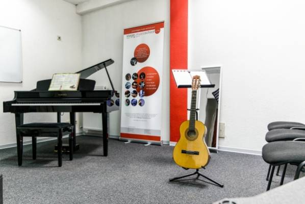 Keyboardlehrer Stage Music School Saarlouis